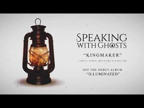 Speaking With Ghosts - Kingmaker Official Stream [FAMINED RECORDS]