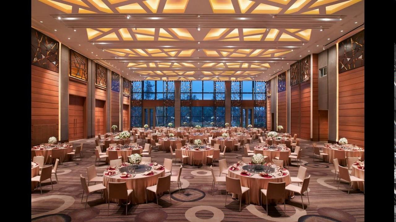 Banquet Hall Kitchen Design
