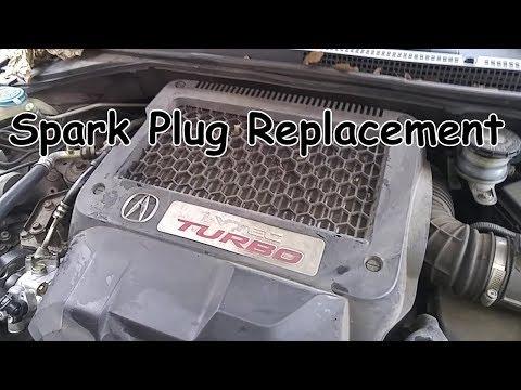 Spark Plug Replacement – Acura RDX