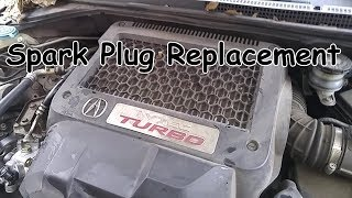 Spark Plug Replacement - Acura RDX