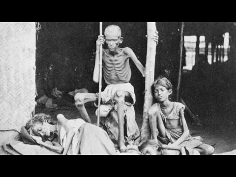 10 Terrible Famines Throughout History