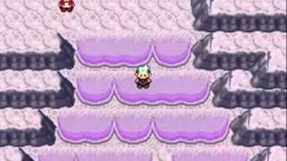 Pokemon Emerald Walkthrough Bonus: Meteor Falls
