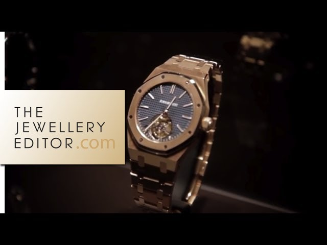 Audemars Piguet Royal Oak watch: 40yrs of Gerald Genta-design