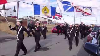 100th Anniversary Remembrance Day Service Trinity Bay North