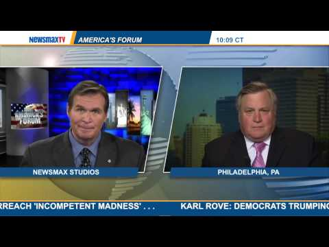 America's Forum meets with political analyst Dick Morris