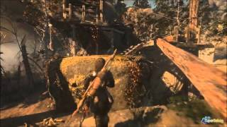 Rise Of The Tomb Raider : Défi du Coup du Lapin