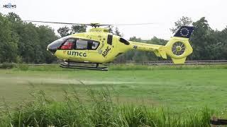 Fietser ernstig gewond bij ongeval op Trekweg bij Augsbuurt