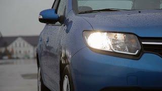 Renault Logan, тест-драйв (трейлер)