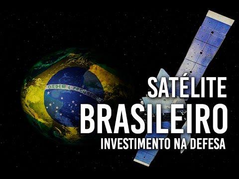 PRIMEIRO SATÉLITE BRASILEIRO | FORÇAS ARMADAS (Felipe Dideus)