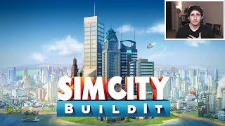CIUDAD SALSEO!!! SimCity Build It - [LuzuGames]