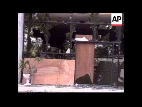 Indonesia - Ethnic Riots And Strikes