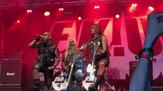 F.K.Ü. - Live at Sweden Rock 2018 - Full show