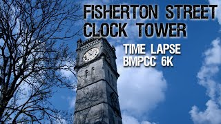 Fisherton St Clock Tower - Time Lapse