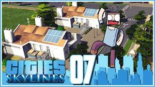 Cities Skylines - Ep.07 : Burn The Evidence!