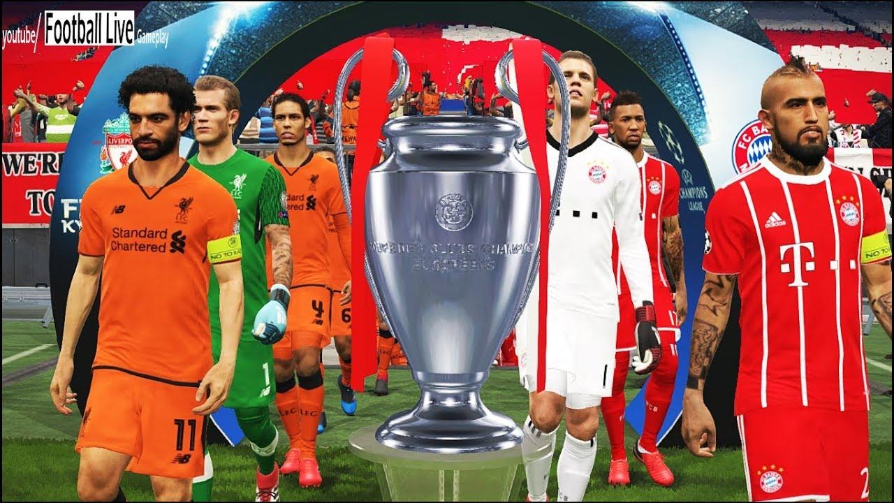 Bayern Vs Liverpool Photo: Bayern Munich Vs Liverpool FC