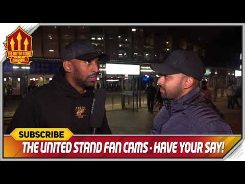 WHAT'S WRONG WITH POGBA? Barcelona 3-0 Manchester United | Fan Cam