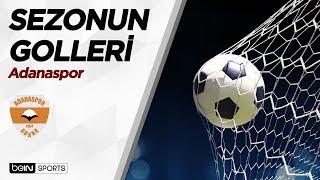 1. Lig'de 2018-19 Sezonu Golleri | Adanaspor