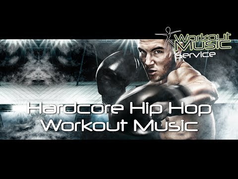 New Hardcore Hip Hop Workout Music Mix 2017 - Best Gym Training Motivation Trap Music