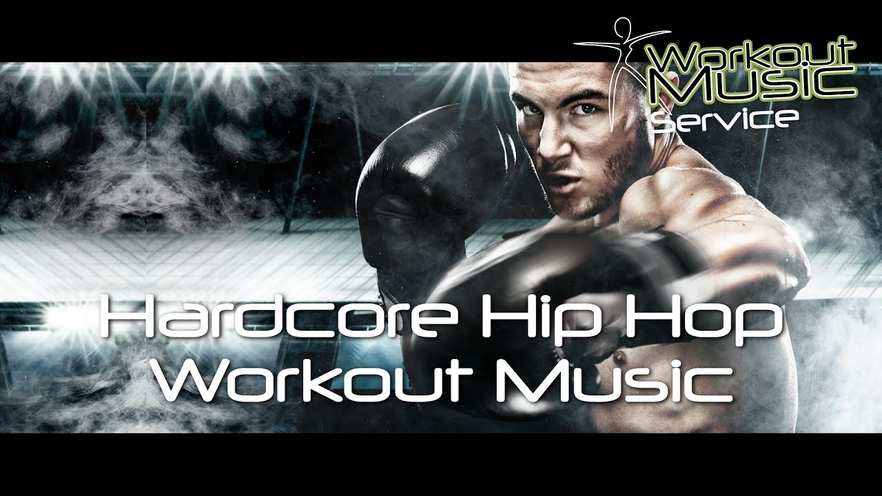 New Hardcore Hip Hop Workout Music Mix 2017 - Best Gym