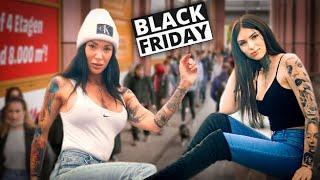 Zu kleine T*tten für Black Friday!😅 2 Tage DauerSHOPPEN😍