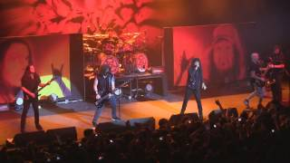Anthrax - March of the S.O.D. / Hymn 1 / In the End - Santiago, Chile - 10/05/2013