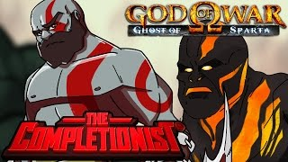 God of War Ghost of Sparta   The Completionist