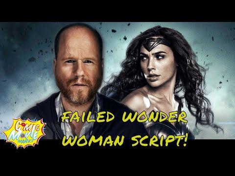 Joss Whedon Wonder Woman Script Breakdown