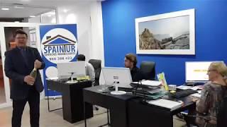 Алексею Езовскому, директору агентства недвижимости  SpainTur  30 лет, поздравляем!