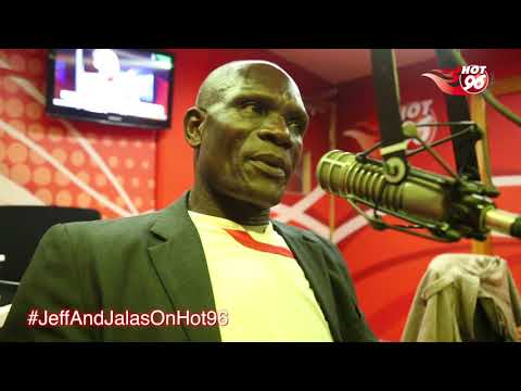 Kenya's Legendary Heavyweight Champion : Black Rhino Okusi #JeffAndJalasOnHot96