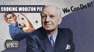 Food Rationing - How to Make Woolton Pie - WW2 Homefront 001 - April 1940