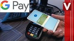 GOOGLE PAY ohne Kreditkarte in 2 Minuten einrichten, Tutorial - Venix
