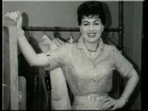 Patsy Cline   I love you so much it hurts