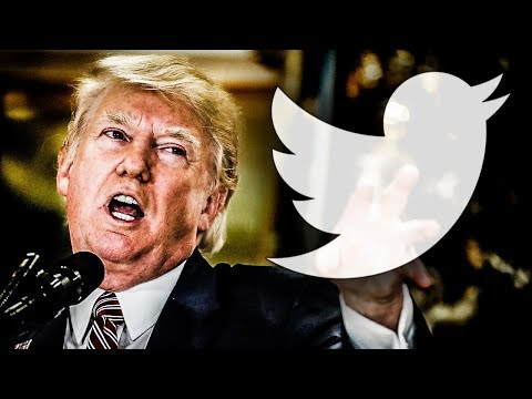 Trump's Twitter Feed Is Out Of Control, And His Staff Seems To Have Given Up On Him