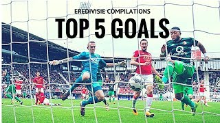 Top 5 goals speelronde 7
