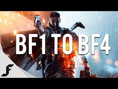 BF1 becoming more like BF4 - Battlefield 1