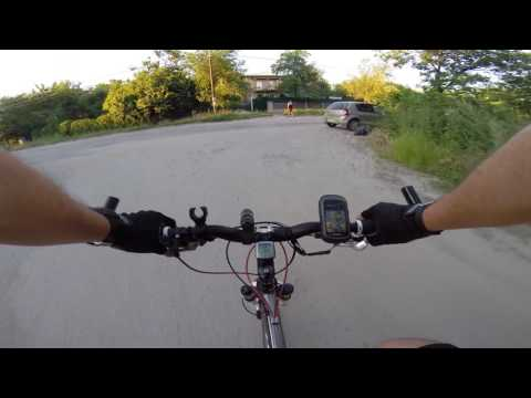 Волгоград на велосипеде - Завод Красный октябрь и Баррикады. 27.06.2016