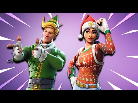 Christmas Skins RETURNING in Fortnite..