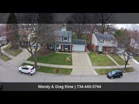 Livonia MI Real Estate For Sale: 14324 Auburndale Street