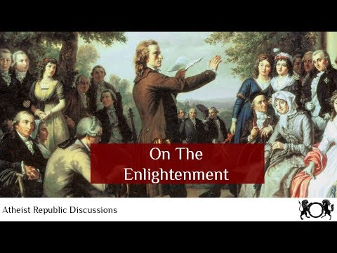 On The Enlightenment