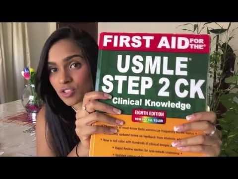 My USMLE step 2 CK preparation!