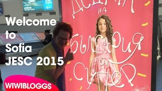 Junior Eurovision 2015: Sofia Airport welcomes you! (Behind the Scenes) | wiwibloggs