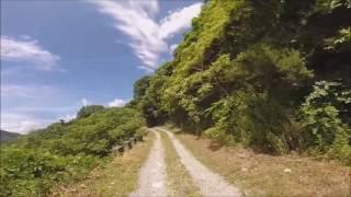 一ノ渡戸四ツ屋林道1(会津若松市)