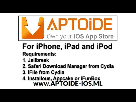 Aptoide for IOS (iPhone, iPad, iPod) | Own Your IOS App Store - YouTube