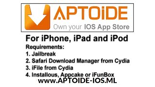 Aptoide for IOS (iPhone, iPad, iPod) | Own Your IOS App Store