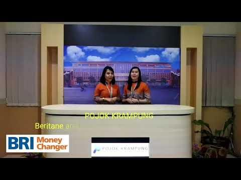 BRI Money Changer, Pojok Krampung, Beritane Arek-arek BRI Surabaya Kapas Krampung