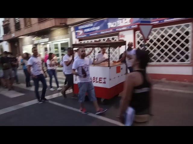 Los Tintocables - Fiestas del Vino Valdepeñas 2017