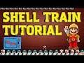 Super Mario Maker Tips & Tricks - Shell Train Tutorial
