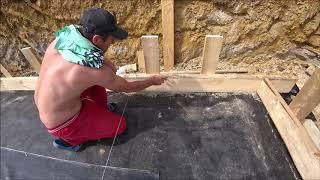 Урок №1 установка  опалубки под бетон  От Х до Й