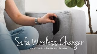Turn Your Sofa Into a Wireless Charging Station in Few Easy Steps | Comfort Works Sofa covers
