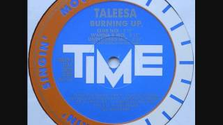 Taleesa - Burning Up (Club Mix)